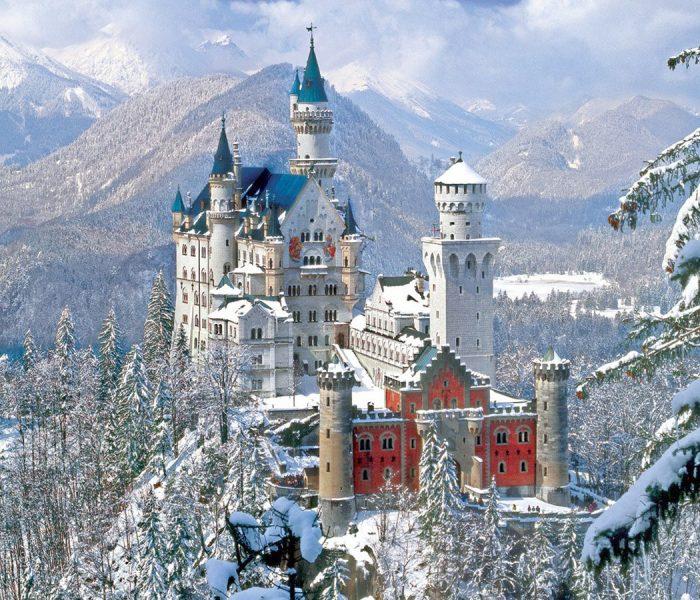 新天鹅堡 —— 童话般的德国城堡